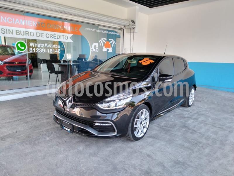 Renault Clio 1.6L Energy usado (2015) color Negro precio $225,000