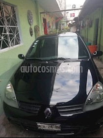 Renault Clio Ride usado (2008) color Negro precio $60,000