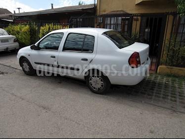 Renault Clio Rn 1.6 usado (2002) color Blanco precio $1.700.000