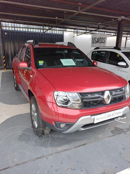 Foto Renault Duster Oroch Privilege 2.0 usado (2017) color Rojo Fuego precio $2.508.000