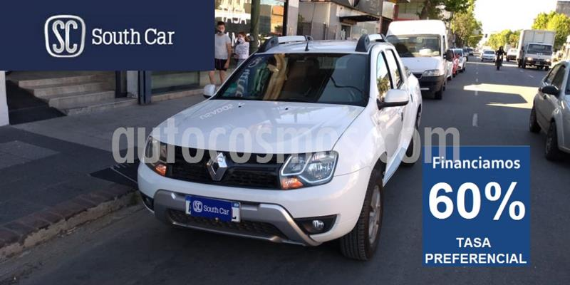 Renault Duster Oroch Outsider Plus 2.0 usado (2017) color Blanco precio $900.000