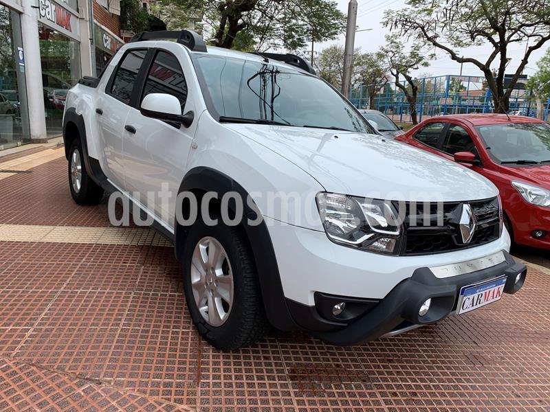 Renault Duster Oroch Outsider usado (2018) color Blanco precio $1.289.990