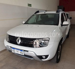 Renault Duster Oroch Outsider Plus 2.0 usado (2017) color Blanco precio $1.050.000