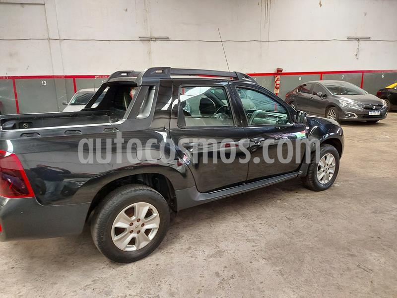 Renault Duster Oroch Dynamique  usado (2016) color Negro precio $1.290.000