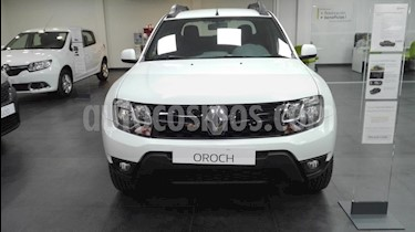 Renault Duster Oroch Outsider Plus 2.0 usado (2019) color Blanco precio $890.000