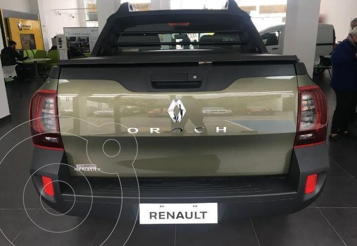 Foto Renault Duster Oroch Outsider Plus 2.0 4x4 nuevo color Verde financiado en cuotas(anticipo $760.000 cuotas desde $26.000)