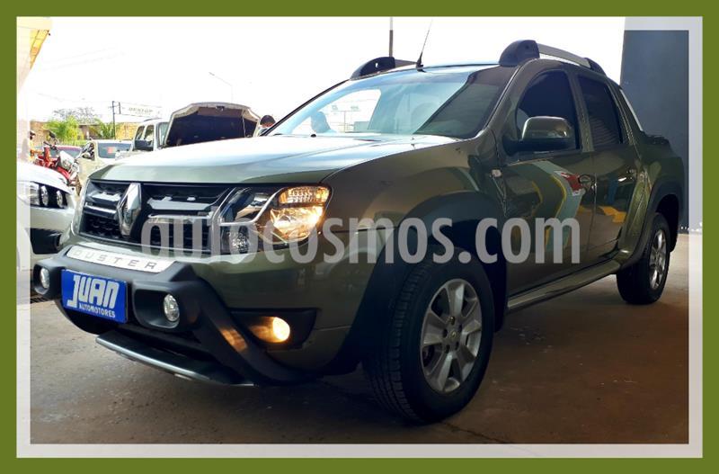 Renault Duster Oroch Outsider Plus 2.0 usado (2017) color Verde Oscuro precio $1.100.000