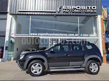 Renault Duster Oroch Dynamique 2.0 4x4 usado (2012) color Negro precio $575.000