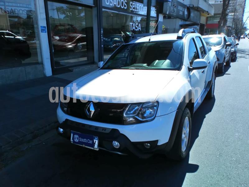 Renault Duster Oroch Outsider usado (2016) color Blanco precio $800.000