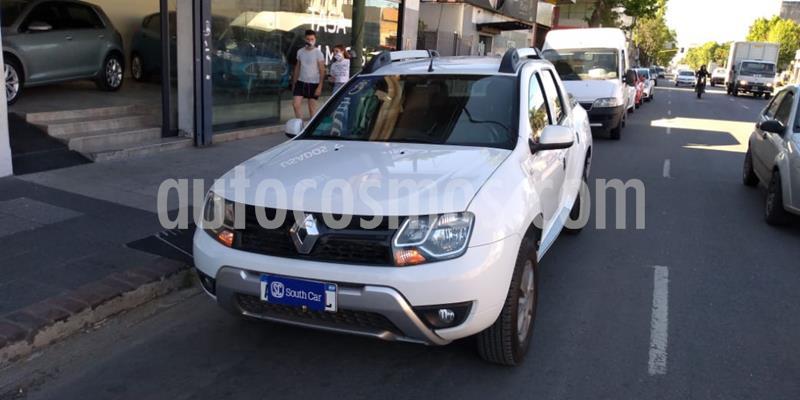 Renault Duster Oroch Outsider Plus 2.0 usado (2017) color Blanco precio $1.400.000