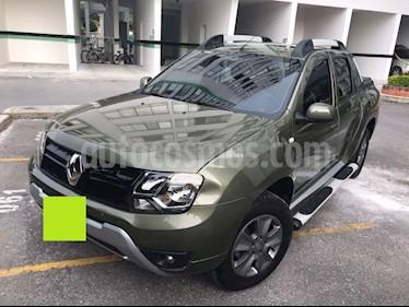 Renault Duster Oroch Dynamique 4x2 usado (2017) color Verde precio $30.000.000