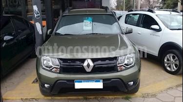 Foto venta Auto usado Renault Duster Oroch Dynamique 2.0 (2016) color Verde Oscuro precio $520.000