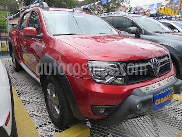 Foto venta Carro usado Renault Duster Oroch Dynamique 4x2 (2017) color Rojo precio $52.900.000