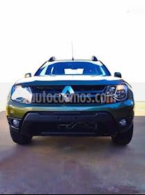 Foto venta Auto nuevo Renault Duster Oroch Dynamique  color Verde Esmeralda precio $788.310