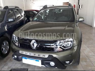 Renault Duster Oroch Outsider Plus 2.0 usado (2016) color Verde Oscuro precio $590.000