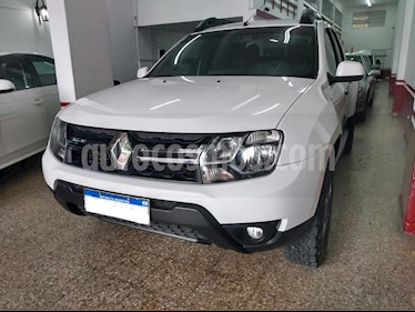 Foto Renault Duster Oroch Outsider Plus 2.0 usado (2016) color Blanco precio $620.000