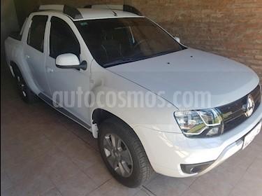 Foto venta Auto usado Renault Duster Oroch Outsider Plus 2.0 (2018) color Blanco precio $595.000