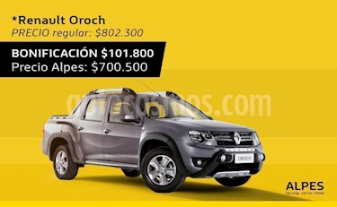 Foto venta Auto Usado Renault Duster Oroch Outsider Plus 2.0 (2019) precio $700.500