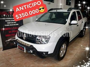 Foto venta Auto usado Renault Duster Oroch Outsider (2018) color Blanco precio $350.000