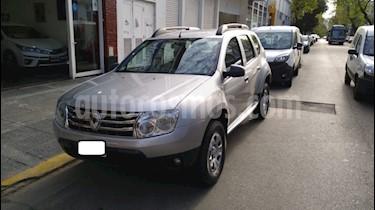 Renault Duster - usado (2014) color Gris Plata  precio $450.000