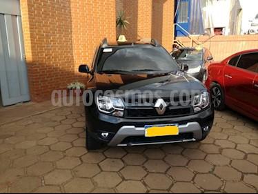 Foto venta Auto usado Renault Duster - (2016) color Negro precio $595.000