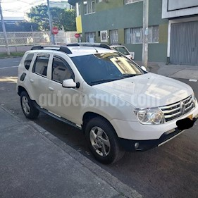 Renault Duster 2.0L Dynamique 4x2 Plus usado (2015) color Blanco Artico precio $35.000.000