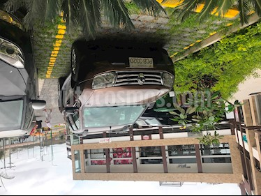 Foto venta Auto usado Renault Duster 2.0L Expression 4x2  (2013) color Marron precio u$s14.500