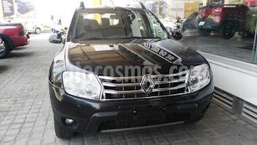 Foto venta Auto usado Renault Duster 5p Dynamique L4/2.0 Aut MediaNav (2015) color Negro precio $170,000