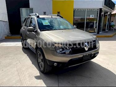 Renault Duster 5p Dynamique L4/2.0 Aut MediaNav usado (2017) color Beige precio $209,000