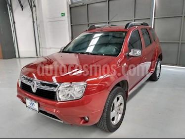 Renault Duster 5p Dynamique L4/2.0 Aut usado (2013) color Rojo precio $145,000