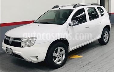 Foto venta Auto usado Renault Duster 5p Dynamique L4/2.0 Aut (2013) color Blanco precio $135,000