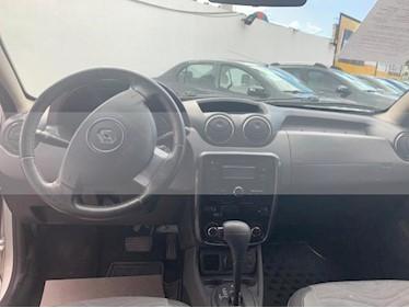 Foto venta Auto usado Renault Duster 5p Dynamique L4/2.0 Aut (2013) color Plata precio $150,000