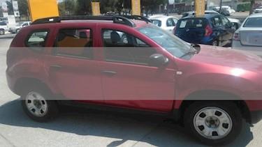 Renault Duster 5p Expression L4/2.0 Aut usado (2017) color Rojo precio $195,000