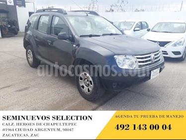 Foto venta Auto usado Renault Duster 5p Expression L4/2.0 Man (2016) color Gris precio $160,000