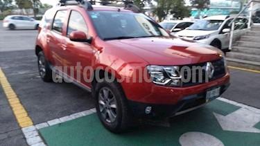 Renault Duster 5p Intens L4/2.0 Man usado (2018) color Rojo precio $220,000
