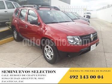 Foto venta Auto usado Renault Duster 5p Zen L4/2.0 Aut (2018) color Rojo precio $210,000
