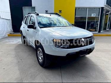 Renault Duster 5p Zen L4/2.0 Aut usado (2018) color Blanco precio $205,000
