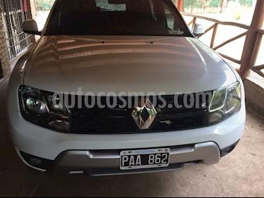 Renault Duster Privilege  usado (2015) color Blanco precio $640.000