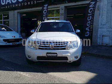 Foto Renault Duster Luxe  usado (2014) color Blanco