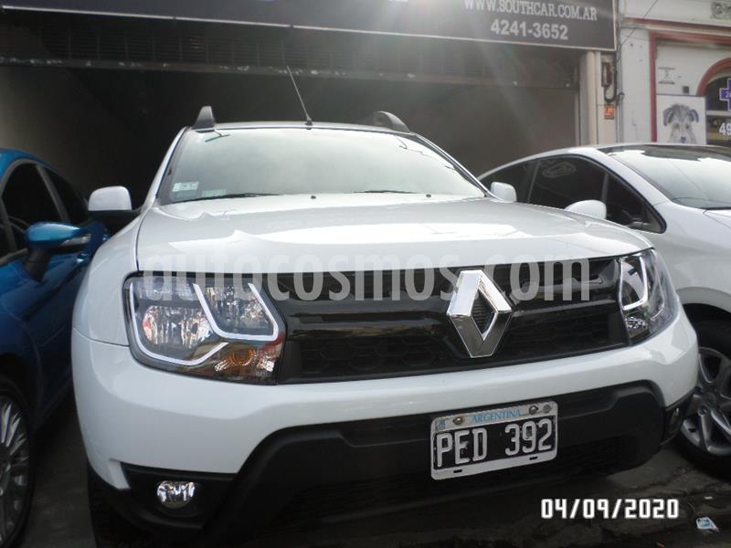 Renault Duster Dynamique  usado (2015) color Blanco precio $895.000