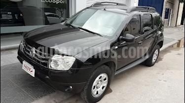 Renault Duster Confort usado (2013) color Negro precio $450.000
