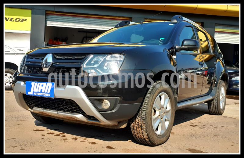 Renault Duster Privilege 2.0 usado (2017) color Negro precio $1.000.000
