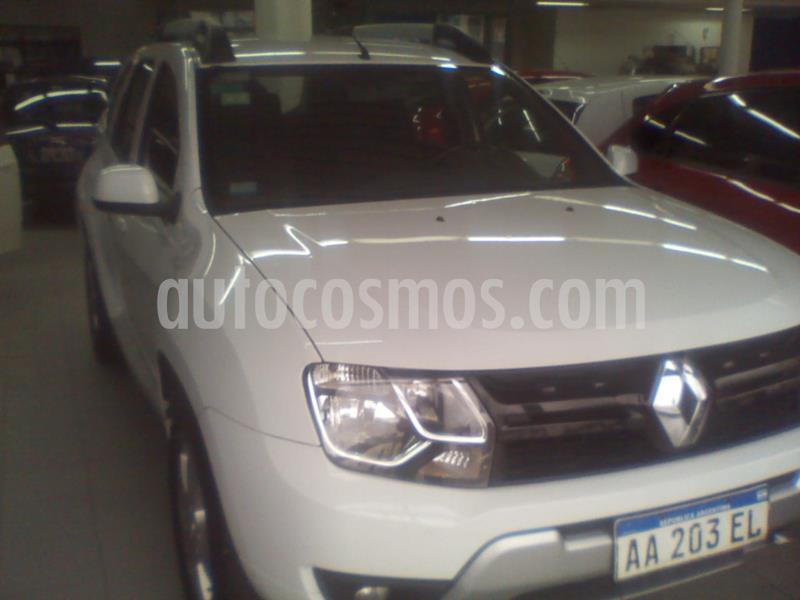 Renault Duster Privilege 2.0 usado (2016) color Blanco precio $1.155.000