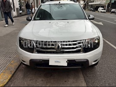 Renault Duster Tech Road 1.6 usado (2013) color Blanco precio $680.000