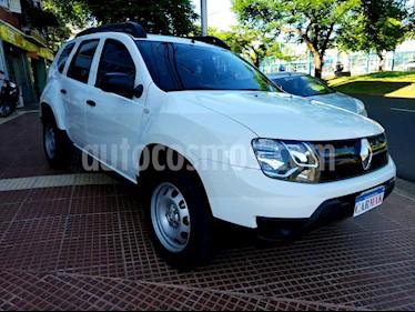 Renault Duster Expression usado (2015) color Blanco precio $719.990