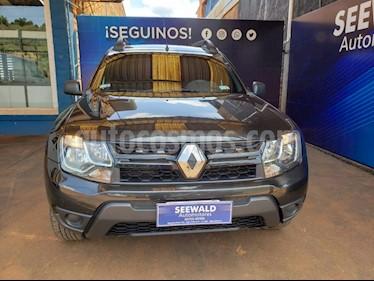 Renault Duster - usado (2015) color Negro precio $620.000