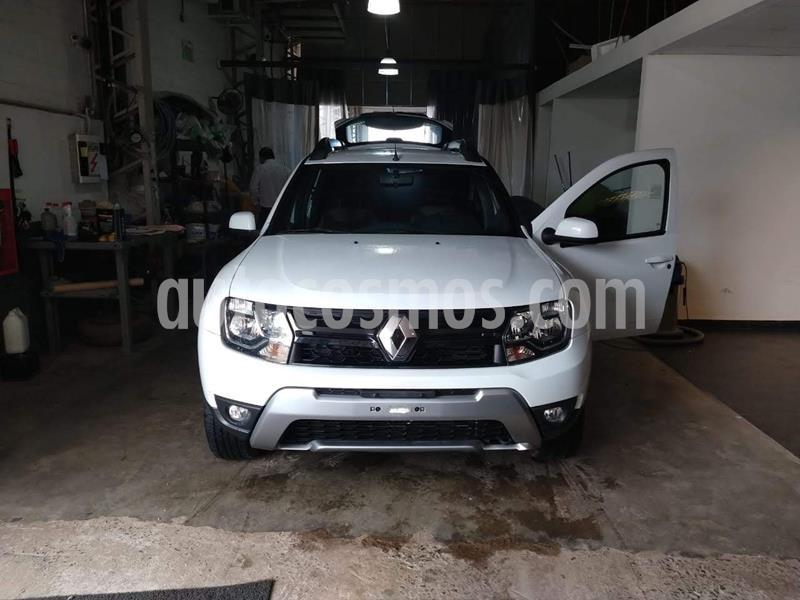Renault Duster Privilege 2.0 4x4 usado (2018) color Blanco precio $1.400.000
