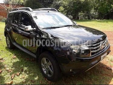 Renault Duster - usado (2013) color Negro precio $570.000