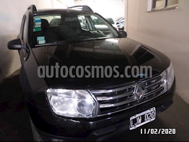Renault Duster Dynamique  usado (2012) color Negro precio $550.000