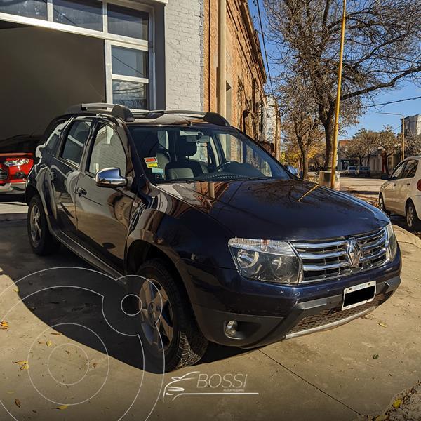 Foto Renault Duster Privilege 4x4 usado (2011) color Azul precio $1.340.000